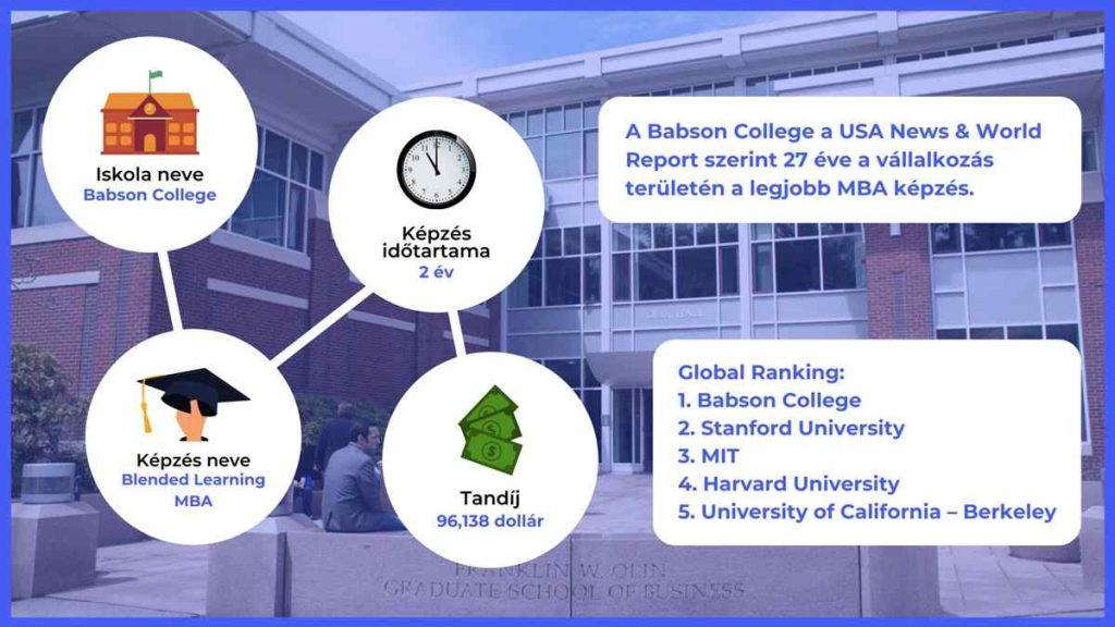 Farkas Dezső - Babson College MBA